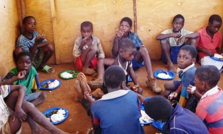 Kawale Community Reaches Their Goal