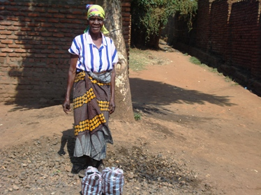 A Widow From Kawale Gives Thanks
