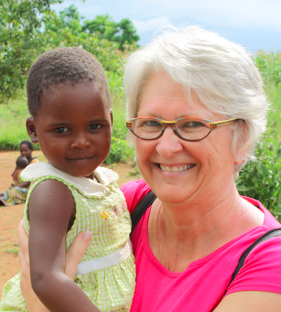 Long time donor discovers God in Africa