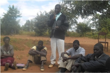 Chiefs Transformed by Bible Classes (Mngwangwa)