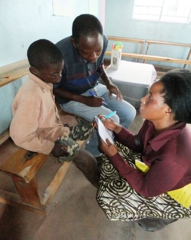 Young Child Suffered From Severe Leg Infection for 7 Years (Bwacha)