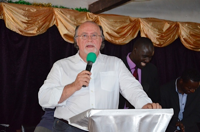 Pastor's Conference – Zambia