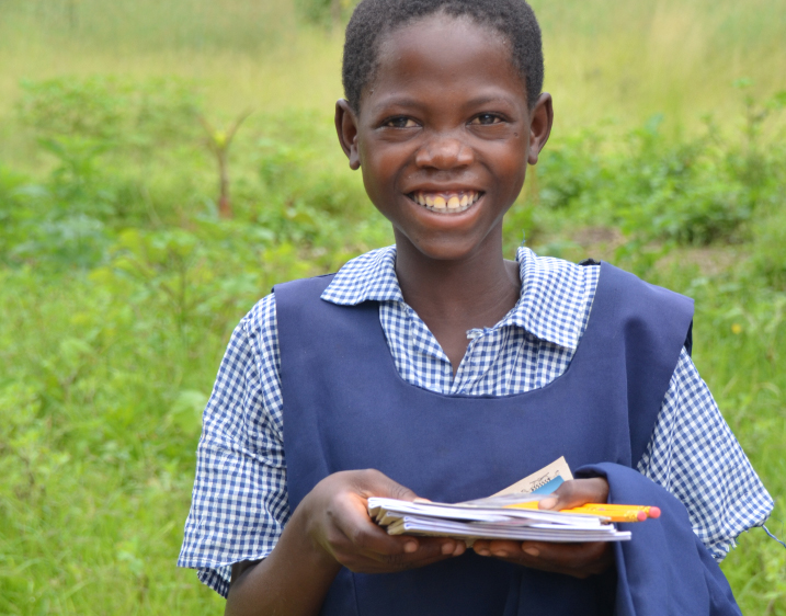 Back to School Blues-Impacting Literacy in Zambia