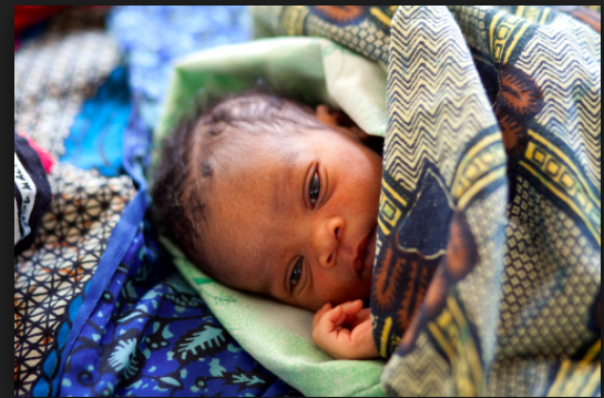 A New Dawn for Delori- A Maternal Healthcare Story